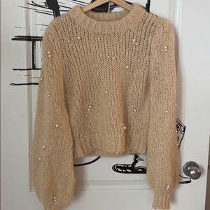 Aritzia Wilfred lefou sweater